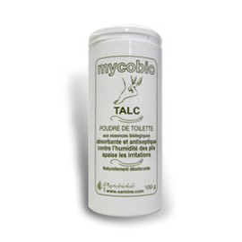 MYCOBIO Talc Powder -100gr
