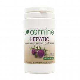 OEMINE HEPATIC - 60 Capsules