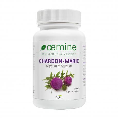 CHARDON MARIE - 60 Gélules