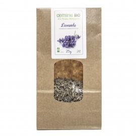 TISANE BIOLOGIQUE LAVANDE - 25 g