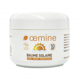 OEMINE BAUME SOLAIRE BIOLOGIQUE - 50 ml