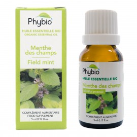 Wild mint essential oil Phybio - Fl. 5ml