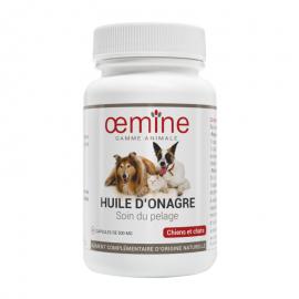 GAMME ANIMALE HUILE D'ONAGRE BIOLOGIQUE - 30 CAPS
