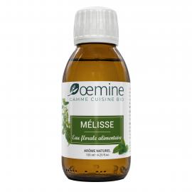 MELISSE HYDROLAT ALIMENTAIRE BIOLOGIQUE - 125 ML