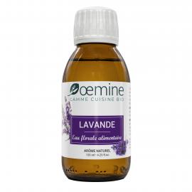 LAVANDE HYDROLAT ALIMENTAIRE BIOLOGIQUE - 125 ML