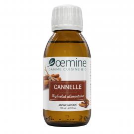 CANNELLE HYDROLAT ALIMENTAIRE BIOLOGIQUE - 125 ML