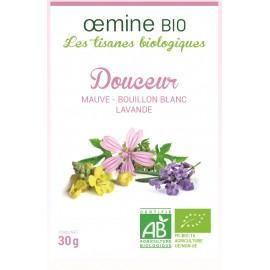 TISANE BIOLOGIQUE DOUCEUR - 25 g