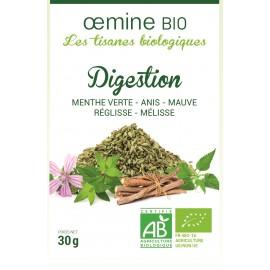 TISANE BIOLOGIQUE DIGESTION - 25 g