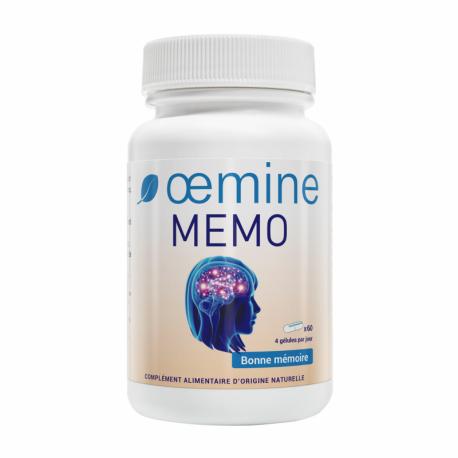 OEMINE MEMO - 60 Capsules