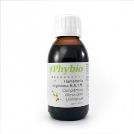 HAMAMELIS VIRGINIANA Mother Tincture Phybio 125 ml