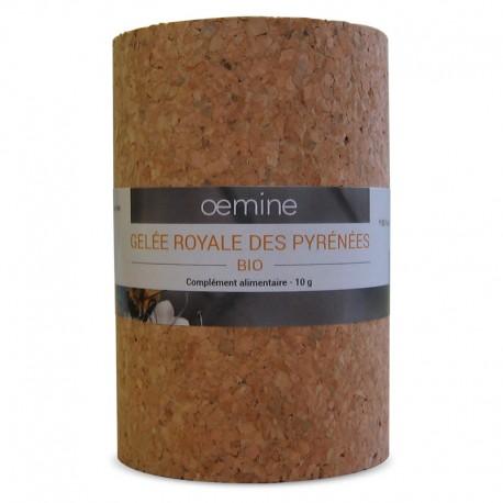 GELEE ROYALE DES PYRENESS BIOLOGIQUE - 10 Grammes