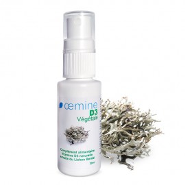 OEMINE D3 of plant origin. - spray bottle 0.67628 fl oz.