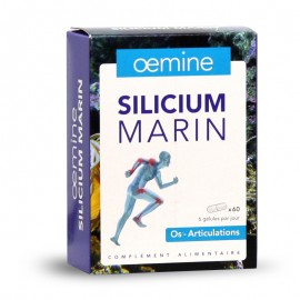 OEMINE SILICIUM MARIN - 60 Gélules