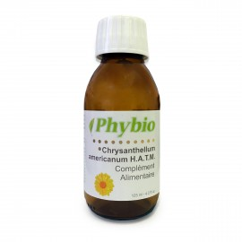 Promotion CHRYSANTHELLUM AMERICANUM Mother Tincture Phybio 125 ml