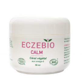 Promotion ECZEBIO Cérat Calm BIO 50ml
