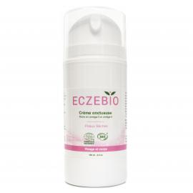 ECZEBIO Crème certifiée BIOLOGIQUE - tube airless 100ml