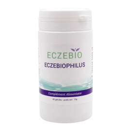 ECZEBIOPHILUS - 60 gélules