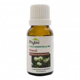 Niaouli essential oil Phybio - Fl. 10ml