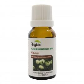Niaouli Huile essentielle PHYBIO - Fl. 10 ml