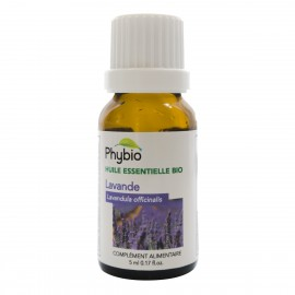 Lavender essential oil Phybio - Fl. 5ml