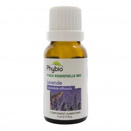 Lavande huile essentielle PHYBIO. 5ml