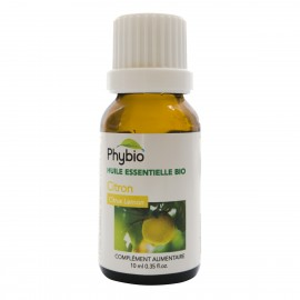 Lemon essential oil - Fl. 10ml