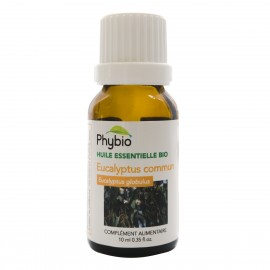 Eucalyptus globulus essential oil Phybio - Fl. 10ml