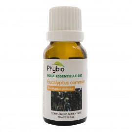 Eucalyptus Globulus Huile essentielle PHYBIO - 10ml