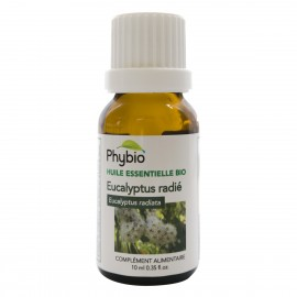 Eucalyptus radiata essential oil Phybio - Fl. 10ml