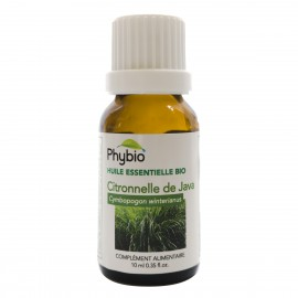 PHYBIO HE Citronelle de Java Fl. 10ml