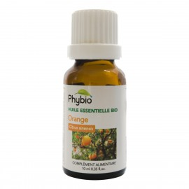 Orange douce Huile essentielle PHYBIO - Fl. 10 ml