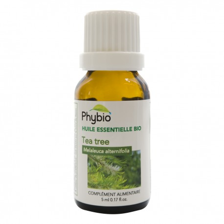 Melaleuque (Tea Tree) huile essentielle PHYBIO - Fl. 10ml