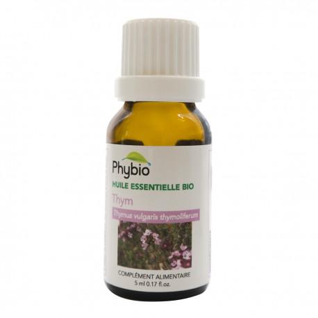 Thym à thymol Huile essentielle PHYBIO - Fl. 5ml