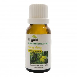 Ylang Ylang Huile essentielle PHYBIO - Fl. 5ml
