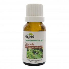 Cannelle Huile essentielle PHYBIO - Fl. 10 ml