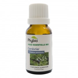 Juniper essential oil Phybio - Fl. 5ml