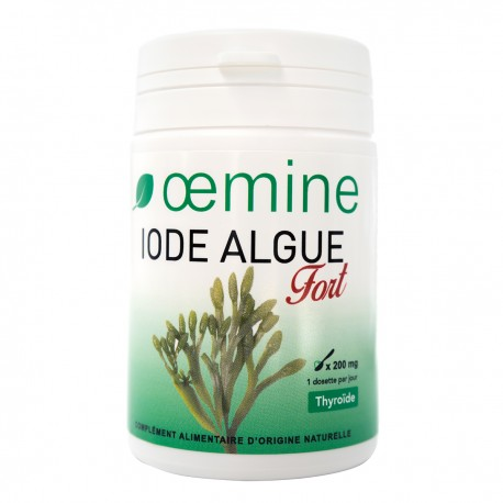 OEMINE IODE ALGUE FORT 30 gr
