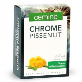 OEMINE CHROME PISSENLIT 60 Capsules