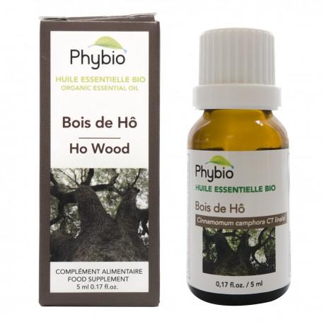 PHYBIO HE BIOLOGIQUE BOIS DE Hô FL- 5 ML