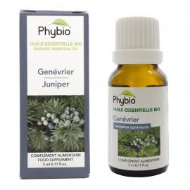 Juniper essential oil Phybio - Fl. 5ml