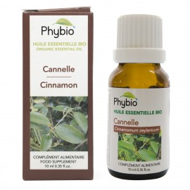 Cinnamon essential oil Phybio - Fl. 10 ml
