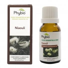 Niaouli essential oil Phybio - Fl. 10ml