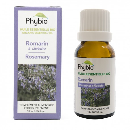 Rosemary essential oil Phybio - Fl. 10ml