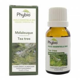 Tea tree essential oil Phybio - Fl. 10ml