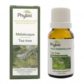 Tea tree essential oil Phybio - Fl. 10ml