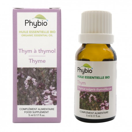 PHYBIO HE Thym Thymol 5ml